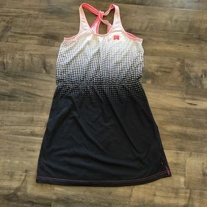 Nike Girls tank dress size X- Large
